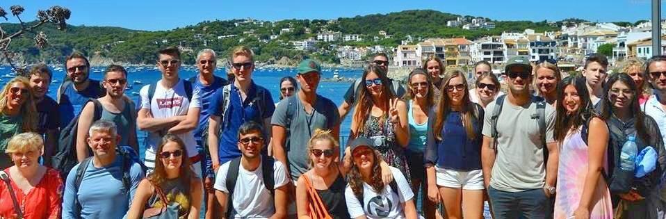 Notre voyage éducatif à la Costa Brava